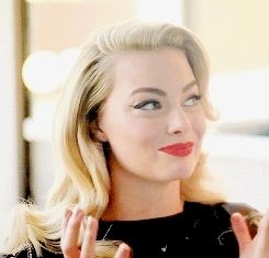 *, coloring this was painful, margot robbie, margotedit, naomi lapaglia, the wolf of wall street, margotrobbie GIFs
