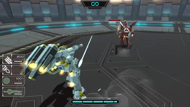 Watch Thursday Tactician 2 : Dodging makes you invulnerable! GIF by Garrison: Archangel (@garrisonarchangel) on Gfycat. Discover more garrisonarchangel, mecha, videogame GIFs on Gfycat