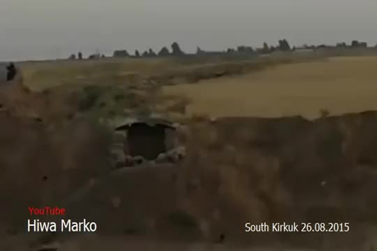 Watch US-led Coalition Airstrike Against ISIS Positions In Kirkuk GIF by @sammy on Gfycat. Discover more Airstrike, Military, militarygfys GIFs on Gfycat