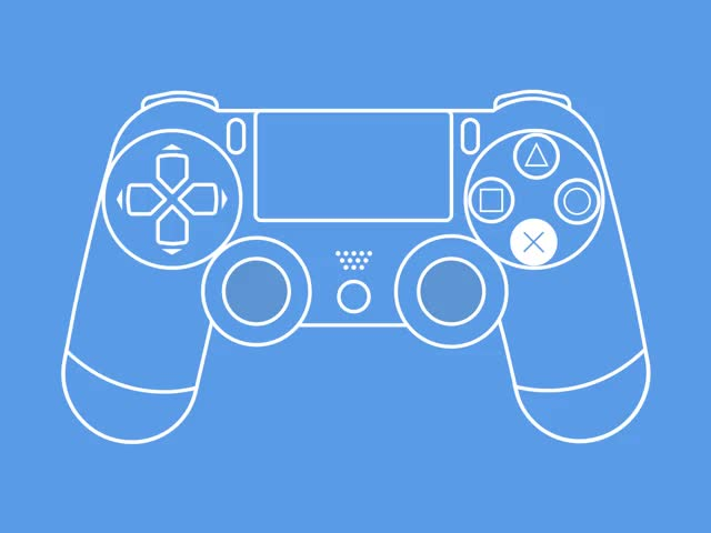Watch PS4 controller animation GIF on Gfycat. Discover more PS4 GIFs on Gfycat