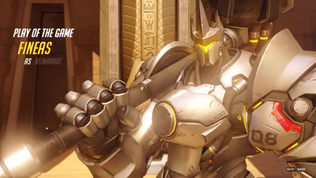 Watch German Engineering GIF by @fineas on Gfycat. Discover more Overwatch, Reinhardt GIFs on Gfycat