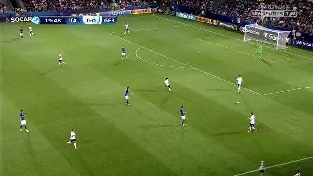 Watch and share Italia Under-21 - Pressing Vs. Germania GIFs on Gfycat