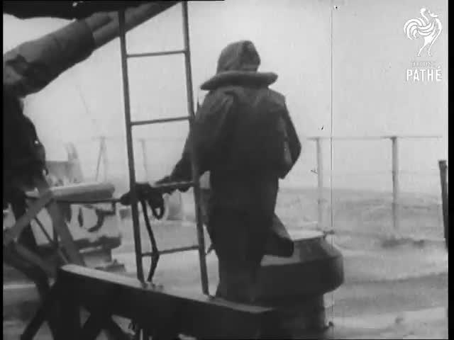 43/48, heavyseas, wars, Sinking A U-Boat (1943) GIFs