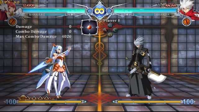 BBCF, Basic, Blazblue, BnB, Combo, FGC, Izayoi, Stocks, Izayoi basic bitch BnB GIFs