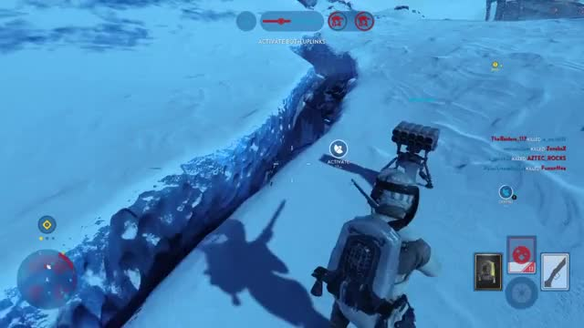 Watch STAR WARS™ Battlefront™_20170313225525 GIF on Gfycat. Discover more StarWarsBattlefront, ps4share, sony interactive entertainment GIFs on Gfycat