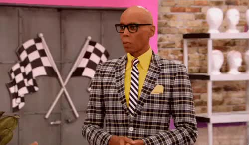 Watch and share Rupaul GIFs and Nod GIFs on Gfycat