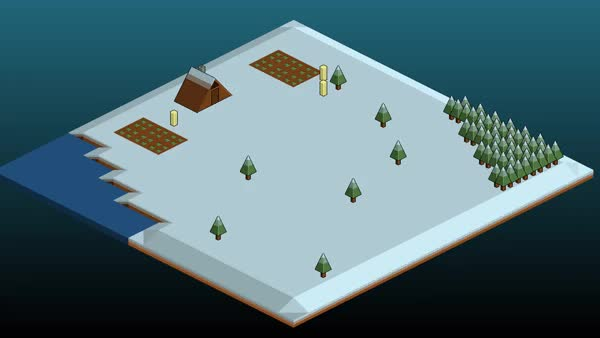 Watch Always Winter Autonomous Villagers GIF on Gfycat. Discover more related GIFs on Gfycat