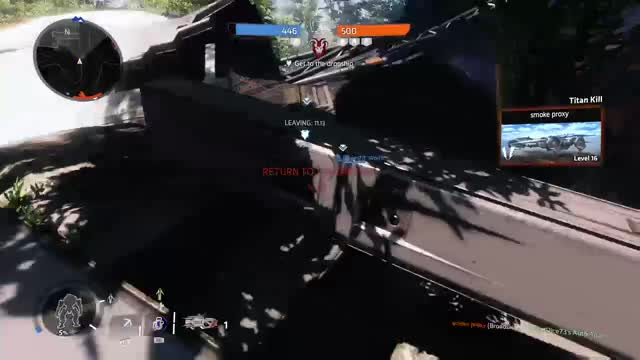 Watch and share Jakerockmaster1 Playing Titanfall™ 2 GIFs on Gfycat