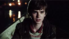 Watch and share Norman Bates Bates Motel GIFs on Gfycat
