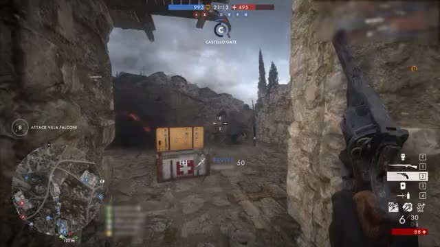 Watch bf1 double damage bug01 GIF on Gfycat. Discover more battlefield one GIFs on Gfycat