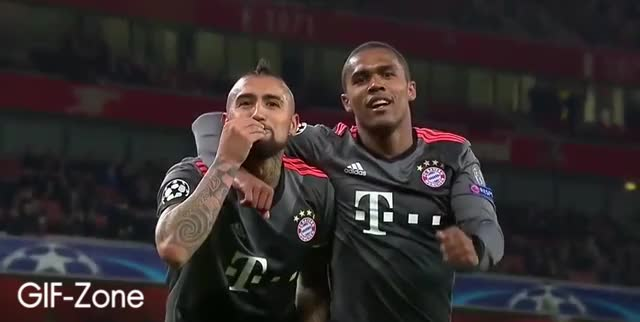 Watch Vidal & Costa GIF on Gfycat. Discover more related GIFs on Gfycat