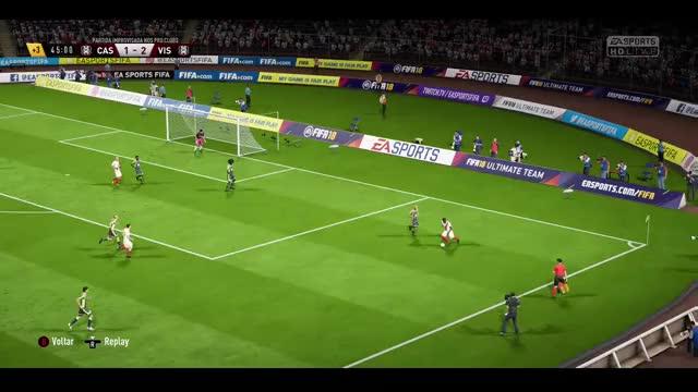 Watch Peito e GOL!! W8 GIF by Xbox DVR (@xboxdvr) on Gfycat. Discover more FIFA18, SpiralPlains6, xbox, xbox dvr, xbox one GIFs on Gfycat