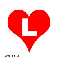 Watch and share Letter L Broken Heart GIFs on Gfycat