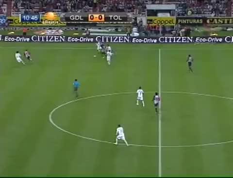 Watch and share Javier Hernandez GIFs and Guadalajara GIFs on Gfycat