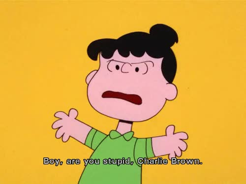 Watch and share Everything I Need To Know I Learned From Charlie Brown GIFs on Gfycat