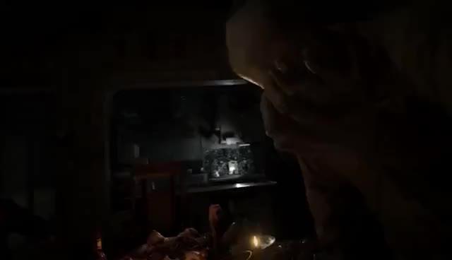 RESIDENT EVIL 7 Gameplay Trailer (4K / 60fps / PS4 Pro) GIF | Find