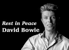Watch and share Rest In Peace David Bowie GIFs on Gfycat