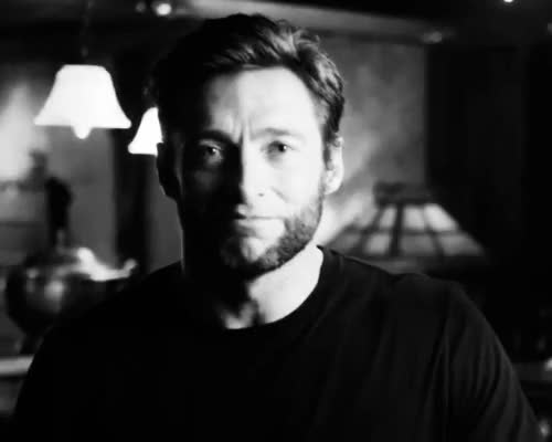 Watch and share Hugh Jackman GIFs on Gfycat