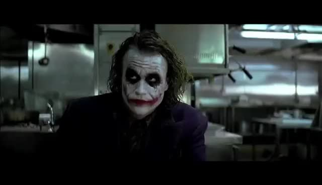 Agree, The Joker, point, Joker Agree GIFs