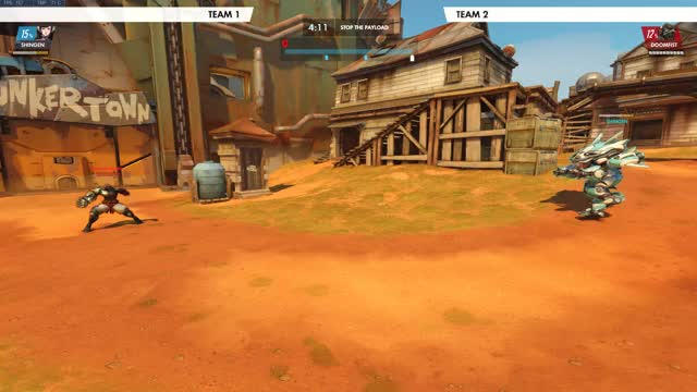 Watch and share Overwatch GIFs by ektorp on Gfycat