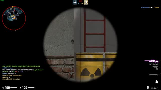 Watch CS:GO - AWP 4k (Retakes) GIF by Blazing (@blazing) on Gfycat. Discover more counterstrike, cs:go, csgo GIFs on Gfycat