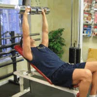 Watch incline-bench-dumbbell-press GIF on Gfycat. Discover more related GIFs on Gfycat