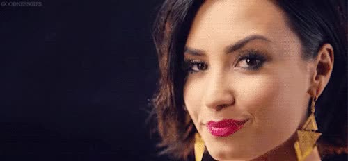 Watch this kiss GIF on Gfycat. Discover more demi lovato, kiss GIFs on Gfycat