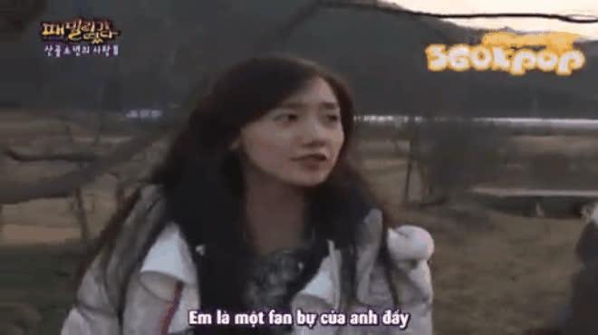 Yoona  thỏi nam châm hút hết các mỹ nam khi cùng chơi gameshow ảnh 6