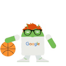Android Basket GIFs