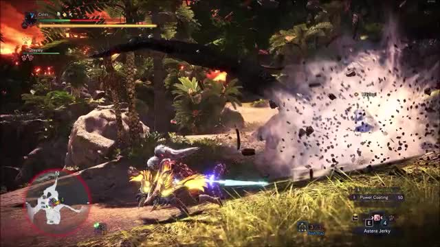 Watch Stun locked GIF by no1tcefni (@no1tcefni) on Gfycat. Discover more bow, kushala, kushala daora, mh, mhw, monster hunter, monster hunter world GIFs on Gfycat