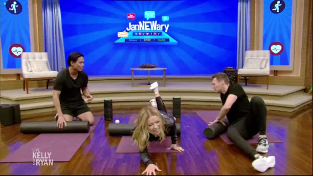 i wager this is Kelly Ripa's favourite position to be fucked in