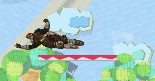 Platform-Cancelled Gerudo Dragon : smashbros GIFs