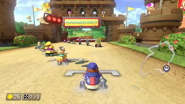Watch MK8D NintendoSwitch-1 GIF by sid on Gfycat. Discover more related GIFs on Gfycat