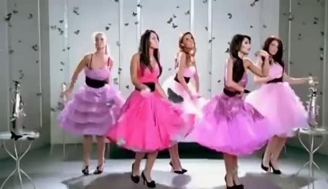 Watch and share Girls Aloud - Biology GIFs on Gfycat
