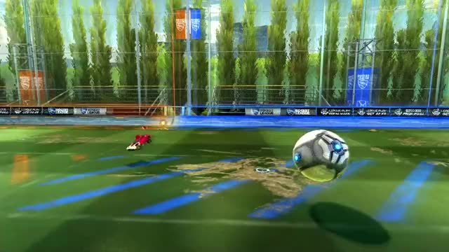 Watch and share Rocket League GIFs and Triple Pass GIFs by krampo on Gfycat