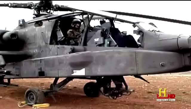Watch Apache AH-64 Most Advanced Attack Helicopter GIF on Gfycat. Discover more related GIFs on Gfycat