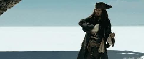 Watch and share Captain Captain Jack GIFs on Gfycat