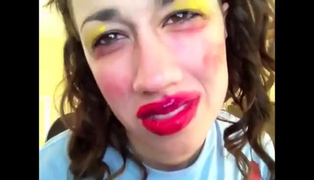 Watch miranda GIF on Gfycat. Discover more makeup tutorial, miranda sings, mirandasings08 GIFs on Gfycat