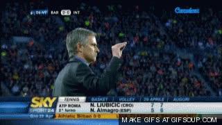 Watch and share Mourinho GIFs on Gfycat