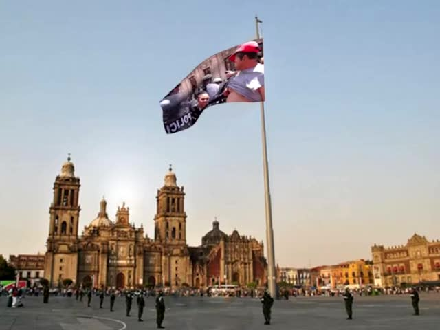 Watch and share Bandera GIFs and Mexico GIFs on Gfycat