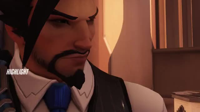 Watch and share Highlight GIFs and Overwatch GIFs by AonRivers on Gfycat