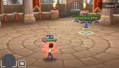konamiya, summonerswar, trevor, Trevor vs Angry Bird GIFs