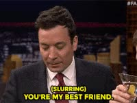 Watch and share The Tonight Show Starring Jimmy Fallon GIFs and Best Friend GIFs on Gfycat
