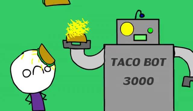 Watch IT'S RAINING TACOS PART 2! GIF on Gfycat. Discover more IT'S RAINING TACOS GIFs on Gfycat