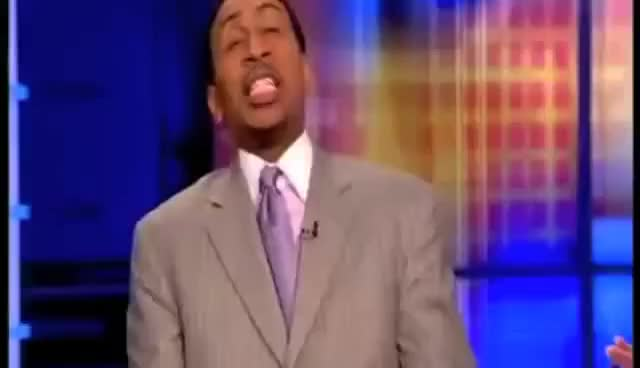 Watch THAT IS BLASPHEMOUS - Stephen A. Smith GIF on Gfycat. Discover more related GIFs on Gfycat