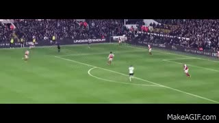 Watch Harry Kane's wonder goal against Arsenal GIF on Gfycat. Discover more related GIFs on Gfycat