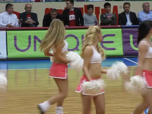 Watch and share Cheerleaders GIFs on Gfycat