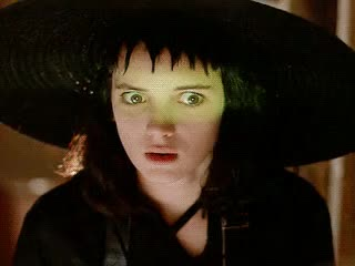 Watch this curated GIF by The GIF Smith (@sannahparker) on Gfycat. Discover more beetlejuice, lydia deetz, omg, shocked, whoa, winona ryder, world goth day GIFs on Gfycat