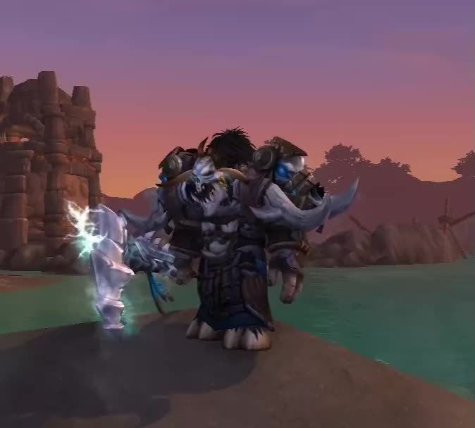 Transmogrification, transmogrification, Bone Reaper Druid (reddit) GIFs