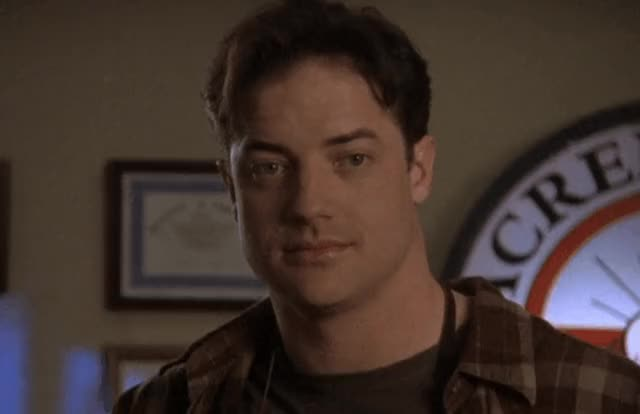 Watch and share Brendan Fraser GIFs by Danno on Gfycat